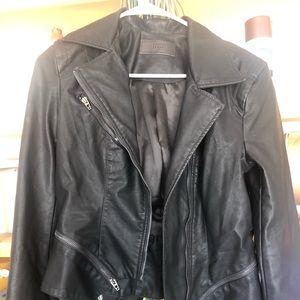 Faux Leather Jacket BLANKNYC